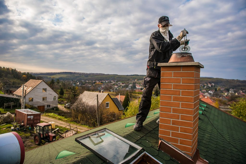 chimney sweet and cleaning in Austin Texas