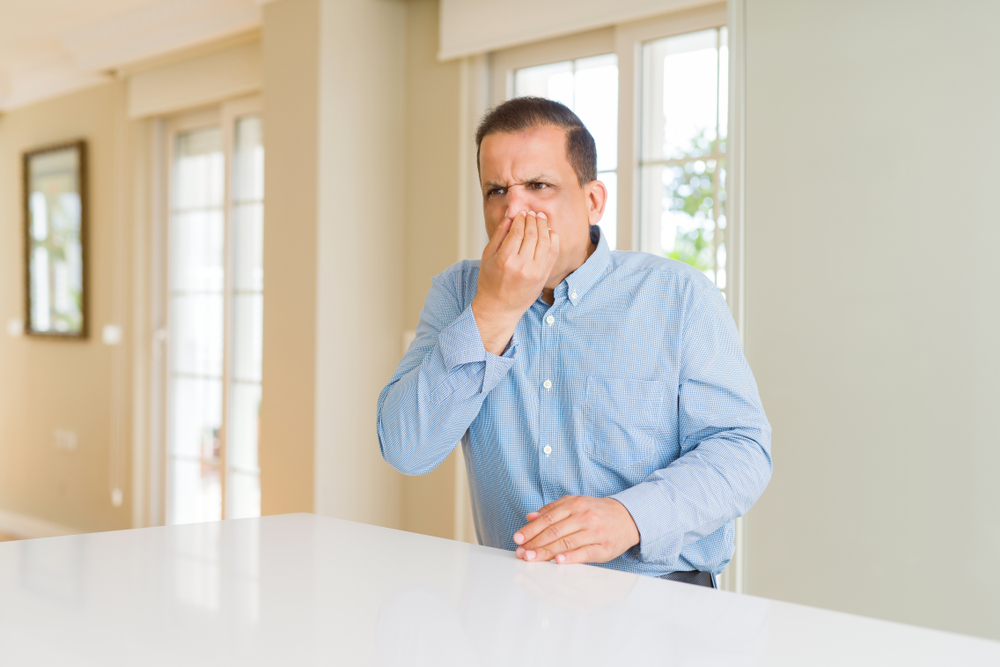 bad smells from HVAC; professional HVAC cleaning